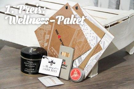 1. Preis: Wellness-Paket