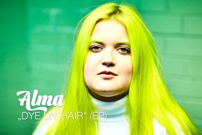 Alma - Dye My Hair EP