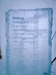 Ice Adventure, Kautokeino, 2014   Foto: Luca Roncoroni