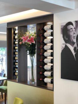 Fino wine decor