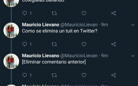 Twitter nivel medio