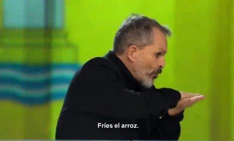 Poco se habla de la transformación en balleno de Miguel Bosé