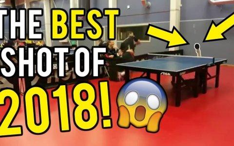 El tanto Ping Pong más épico del año