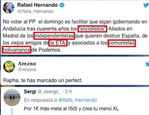Pleno al 5 de Rafael Hernando