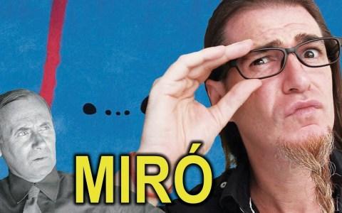 Joan Miró, el artista más sobrevalorado de la historia del arte