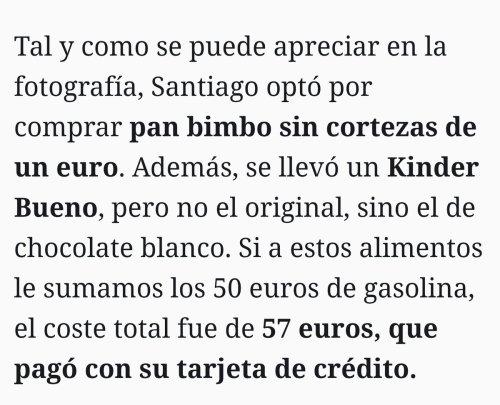 Cuando estoy triste pienso en la gente que puso pasta en El Español para regenerar el periodismo y es que me descojono