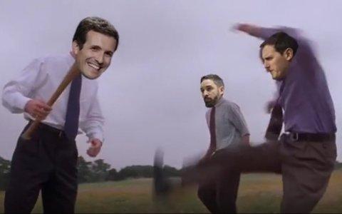 El vídeo que todos estábamos esperando