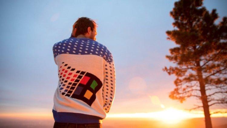 El jersey que se cuelga solo