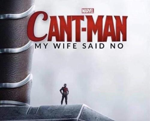 Ant-man versión Beta