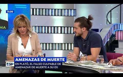 Espejo Público da voz a un hombre que ha pasado un año entero hijoputizado con denuncias falsas de su ex
