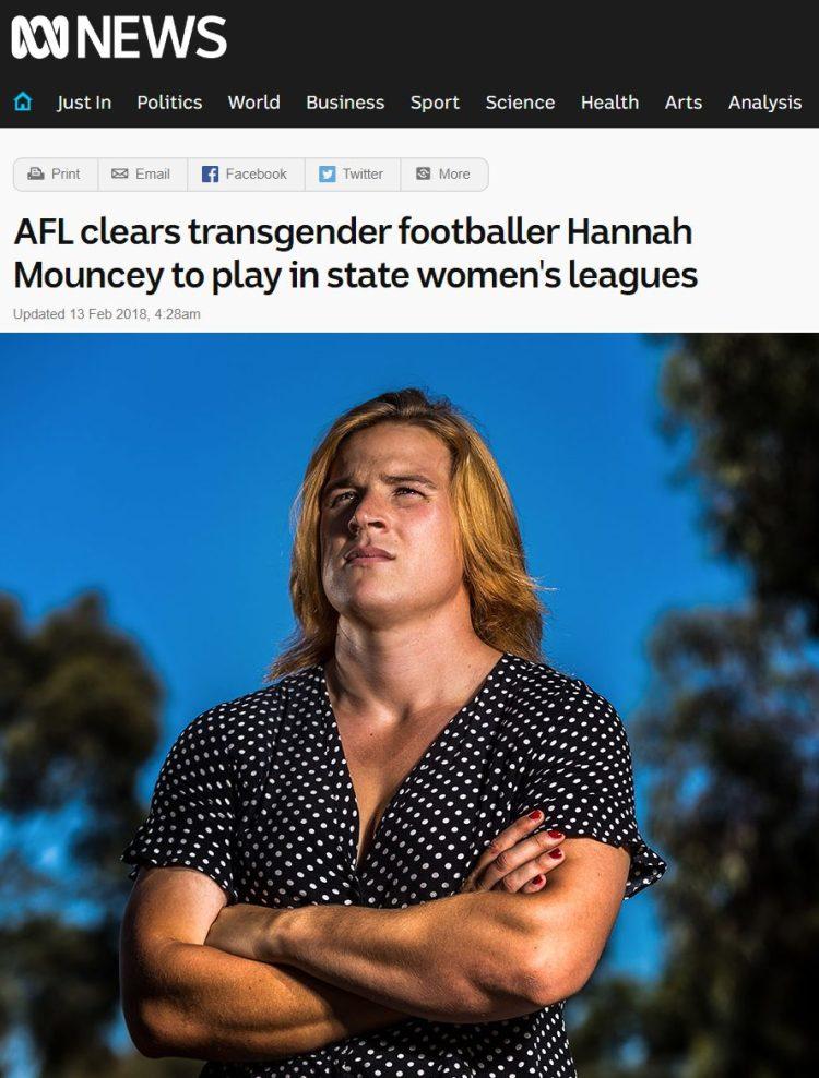 ¿Qué os parece que Chuarcheneguer con pelo largo juegue en la liga de fútbol femenino de USA?
