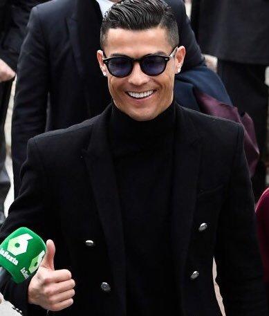 Cuando multan a Cristiano Ronaldo con 19 millones de euros: