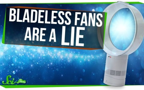 """¿Cómo funcionan los """"ventiladores sin aspas""""? ¿es verdad eso de que no tienen aspas?"""
