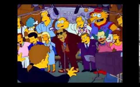 Los Simpson siempre tienen un vídeo para cada momento