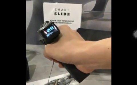 Glock Smart Slide: una pipa con LCD
