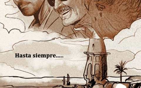 CHIMUELO: El comic