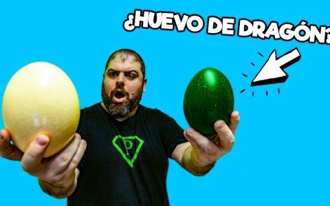 Pilopi tiene los huevos más gordos de Internet