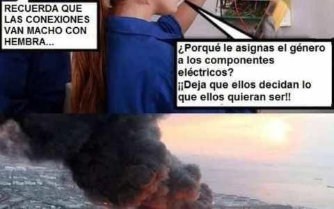 Electrónica LGTBI