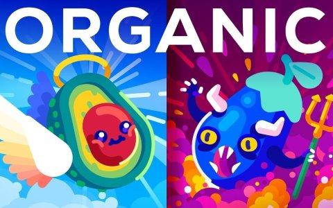 """¿Son los alimentos """"orgánicos"""" más saludables?"""