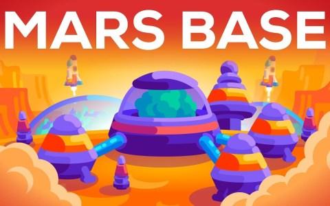 Construir una base en Marte es una idea terrible... ¡HAGÁMOSLO!