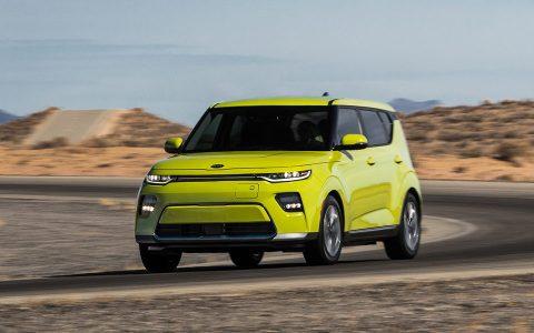 El KIA Soul EV logra 391 kilómetros de autonomía bajo el ciclo americano EPA