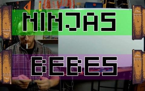 Ideas para videojuegos: Ninjas y Bebés