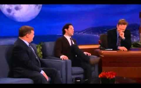 Paul Rudd lleva 15 años troliando a Conan O'Brien usando su propio Rick Roll