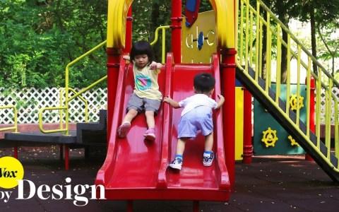 Por qué los parques infantiles no son adecuados para los niños