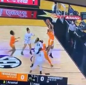 Los peores 20 segundos de la historia del basket