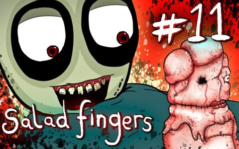 Salad Fingers ha vuelto