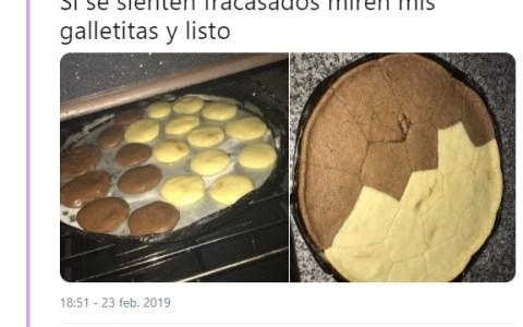 Galletas fail