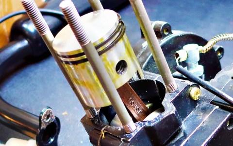 Trucos para aumentar la potencia de motores mierders