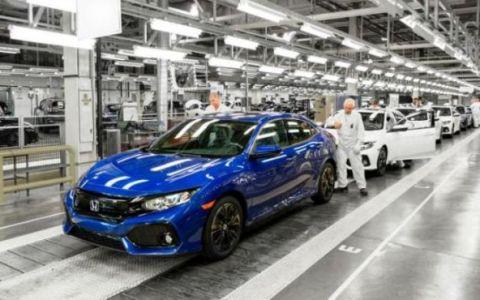 Más consecuencias del Brexit: Honda cerrará su planta británica de Swindon