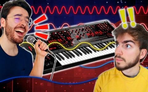 El instrumento que revolucionó la música: El Sintetizador