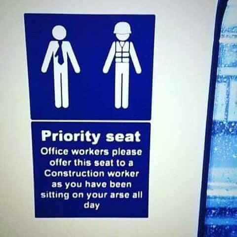"""""""Prioridad de los asientos"""""""
