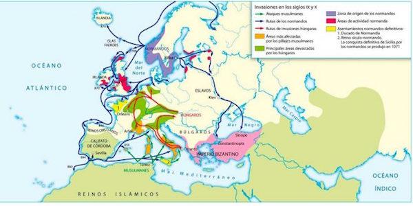 Los gallegos exigen perdón a los países escandinavos por las invasiones vikingas