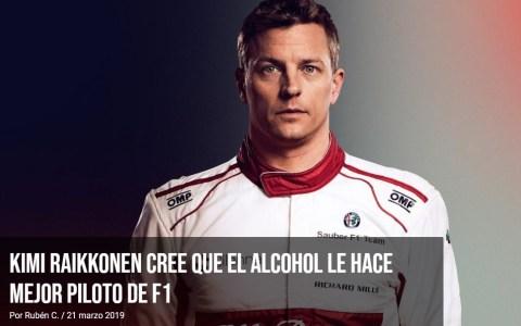 Kimi Drunkkonen conoce la verdadera salud