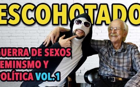 Antonio Escohotado: guerra de sexos, feminismo y política