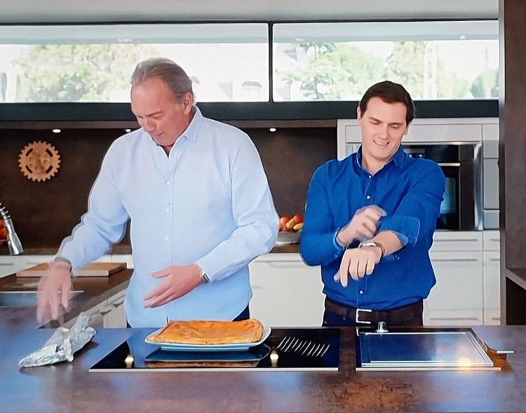 Albert, tenemos que cocinar