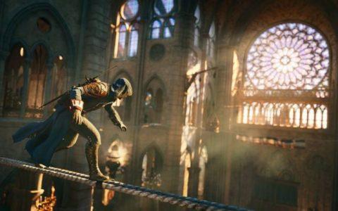 Assassin's Creed: Unity podría ser esencial para restaurar la catedral de Notre Dame