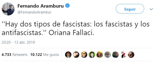 """Antifascistas"""