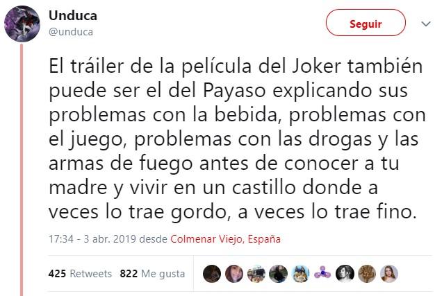 Joker made in Spain