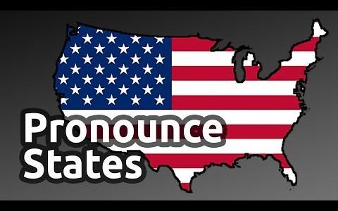 Boris nos enseña la pronunciación soviética de todos los estados de EE.UU