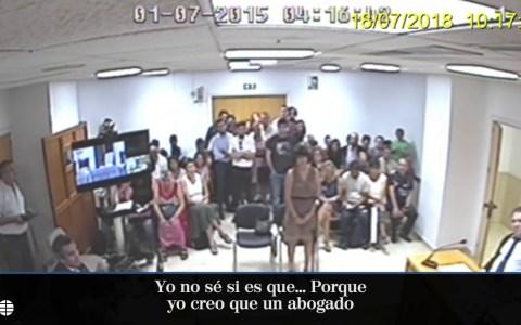 """El juez, a Juana Rivas: """"Pero señora, ¿nadie le dijo que estaba cometiendo un delito?"""""""