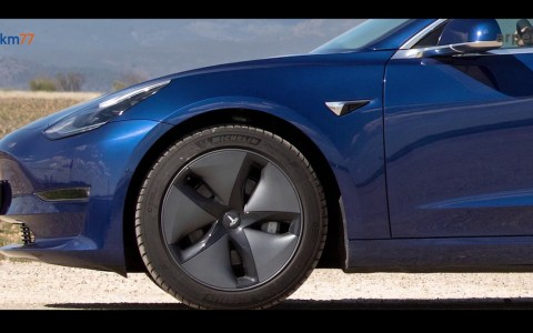 Km77 ha comprado un Tesla Model 3 para hacerle una prueba de larga duración