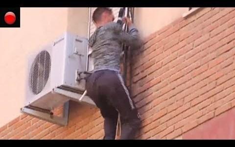 Mientras tanto, en Murcia: Spiderman Hacendado protagoniza la huida más miserable jamás vista