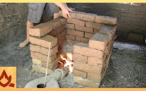 Primitive Technology: Ladrillos de arcilla cocida