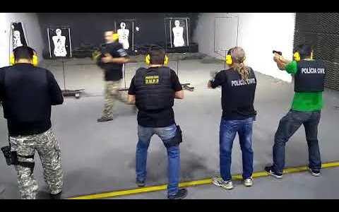 Cuando eres instructor de tiro y te apetese morir