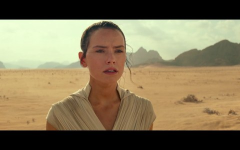 TRAILER: Episodio IX - The Rise of Skywalker