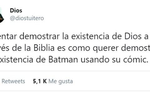 Qu... que... ¿que Batman no existe?